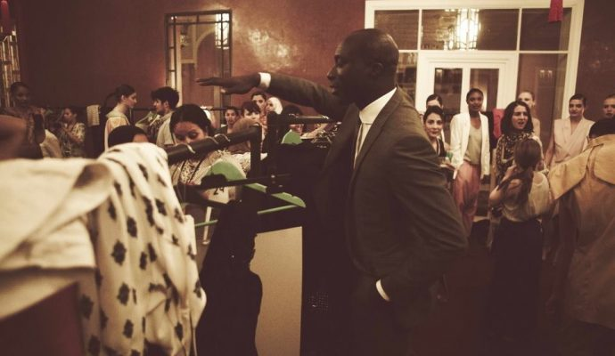 Huffpost asks whether fashion designer Ozwald Boateng can transform Africa?
