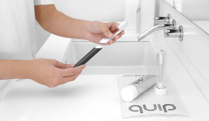 Quip raises millions from singer Demi Lovato and others for its electric toothbrushes